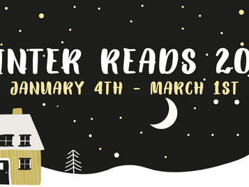 Challenge Yourself in #WinterReads2021