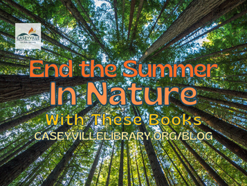 End the Summer in Nature with These Books!