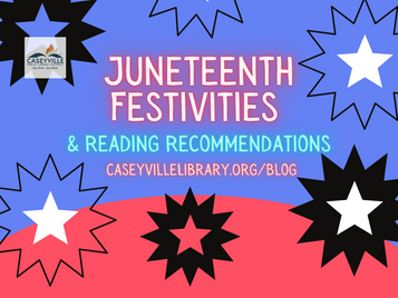 Celebrate Juneteenth! Local Festivities (& Reading List)