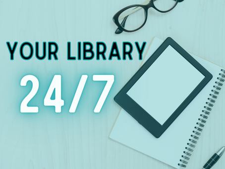 Your Library 24/7