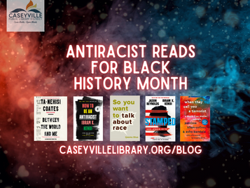 Antiracist Reads for Black History Month