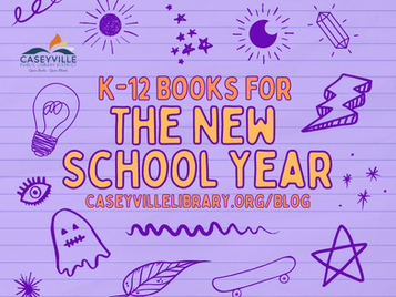 K-12 Books for the New School Year
