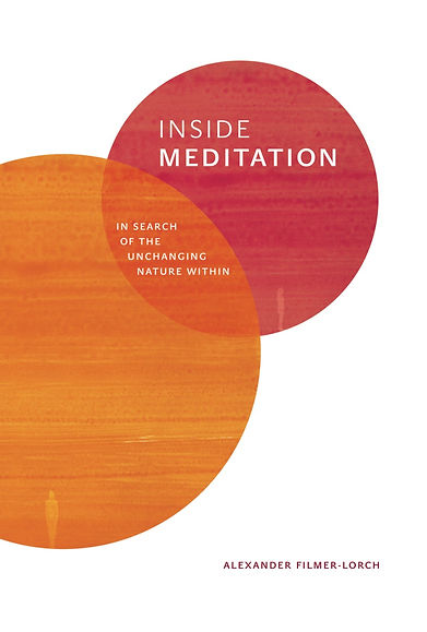 Book Cover - Inside Meditaion by Alexander Filmer-Lorch