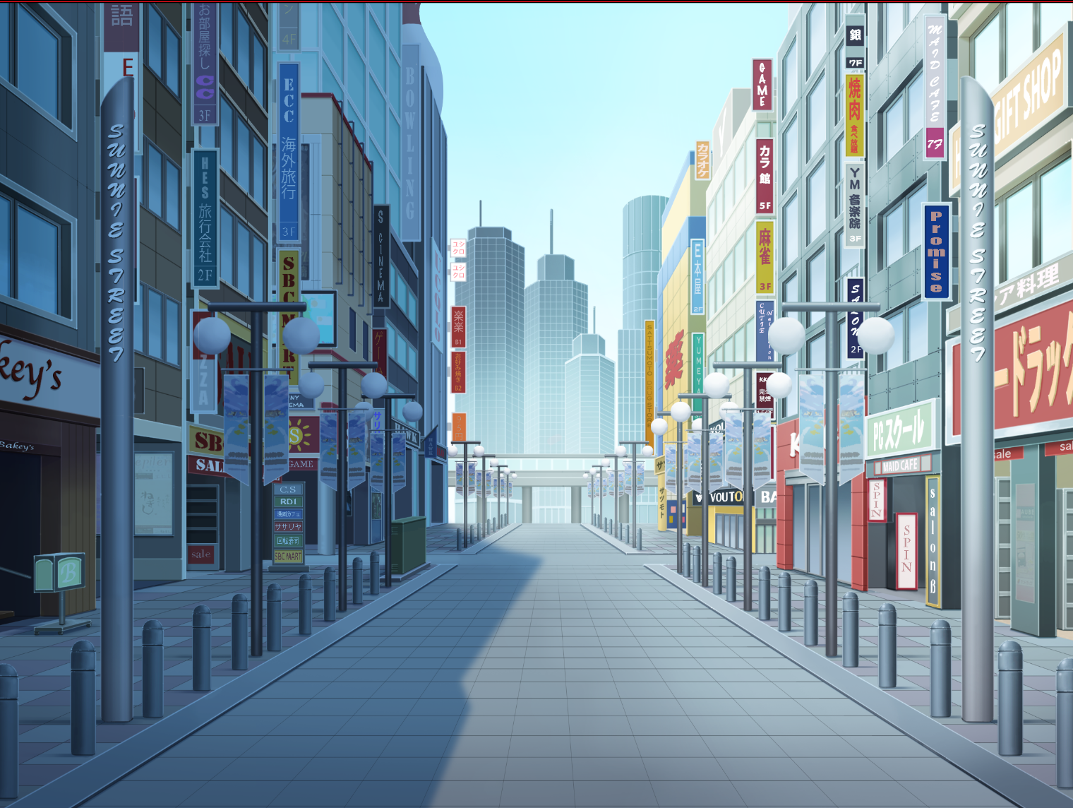 ApplicationGamesBG_ikebukuro Street
