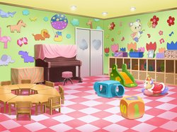 ApplicationGamesBG_Kids room