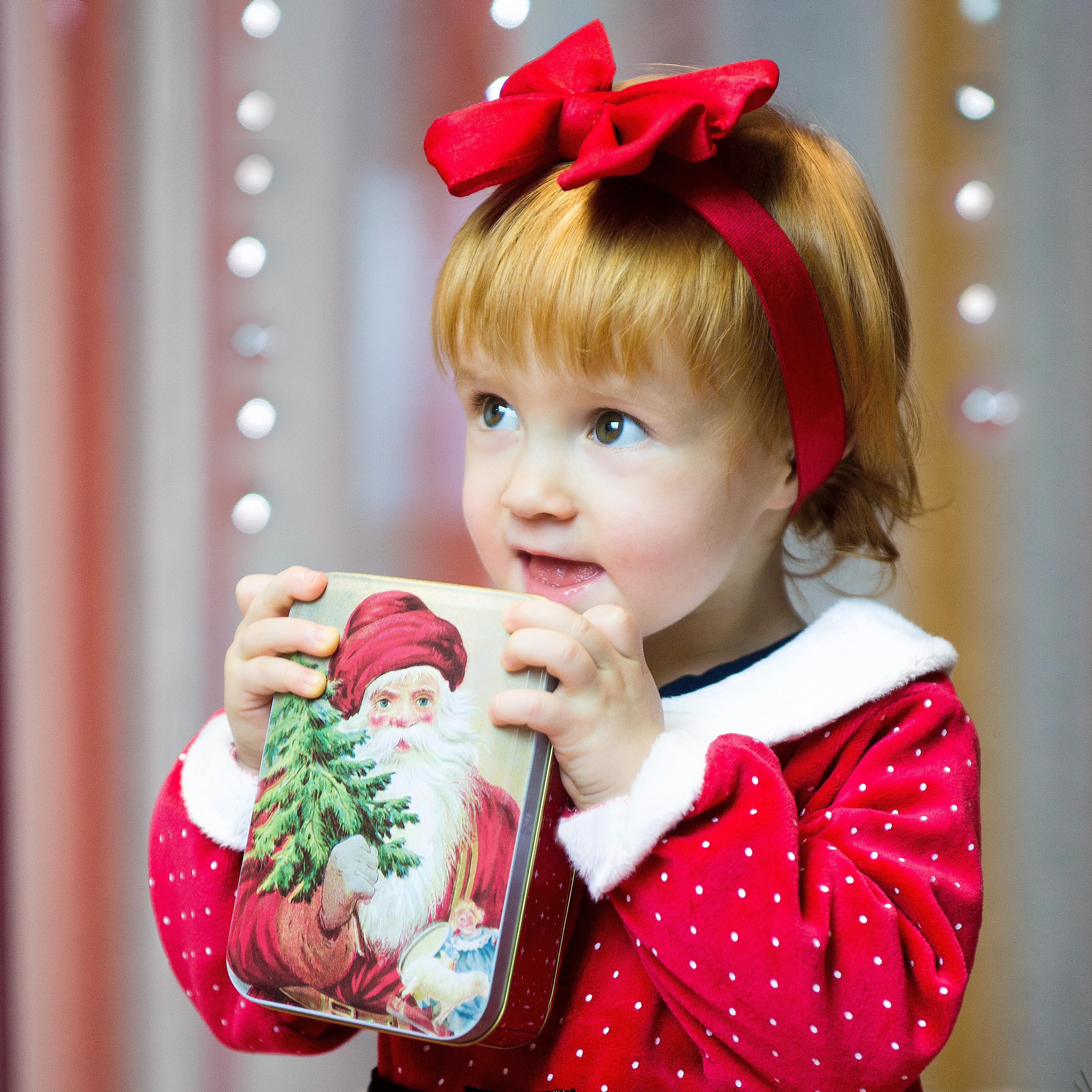 Fotoschooting auf dem Weihnachtsmarkt