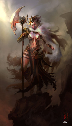 barbarian_woman_by_dreadjim-d8ihrs6