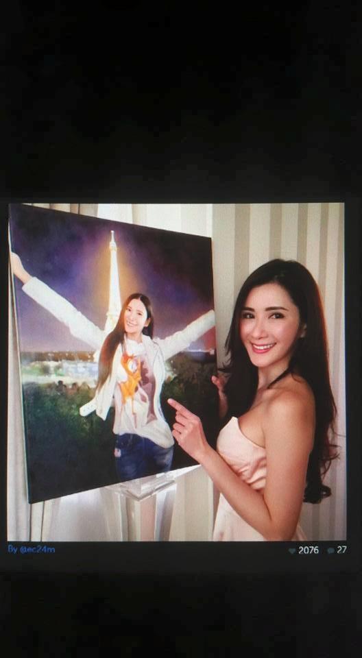 Jamie Chua,Celebrity Socialite