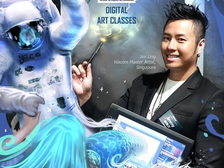 Digital Arts on the High Seas! Lionheart Studio x Genting Dream Cruise