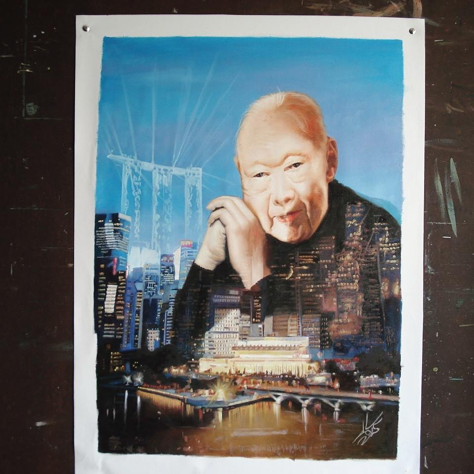 Lee Kuan Yew Tribute