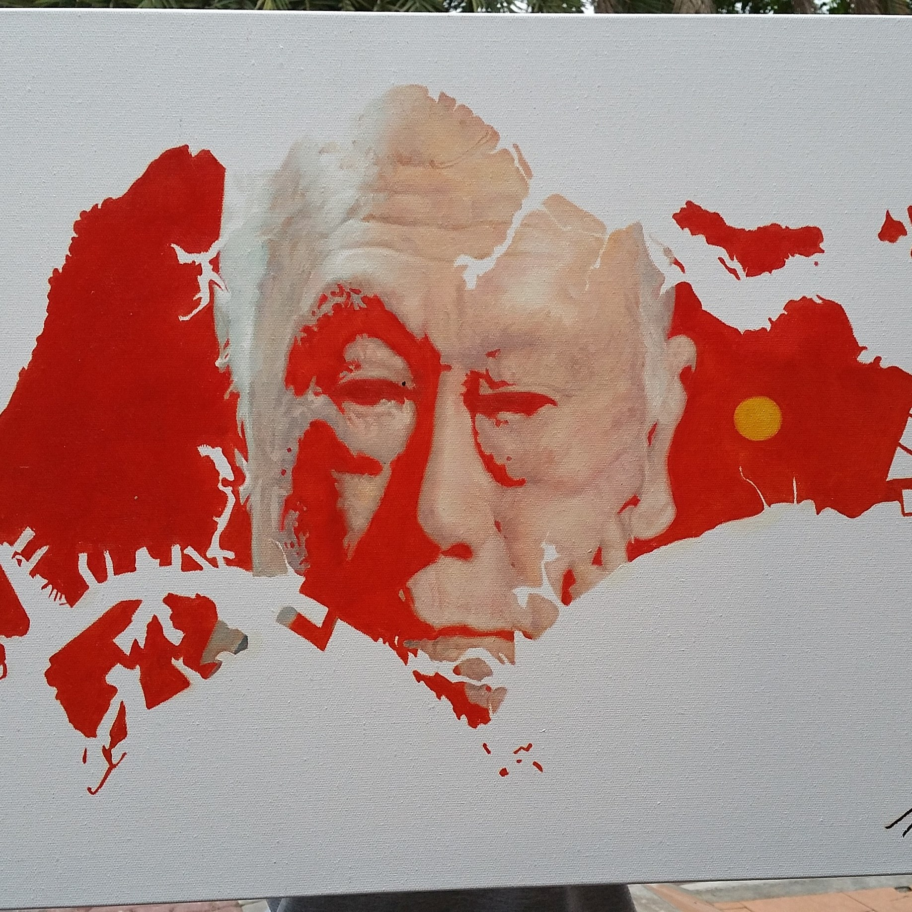 Lee Kuan Yew Tribute~ The Red Dot