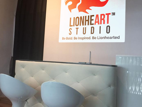 Primed for Unleashing Lionheart on the world come 27/3/17!
