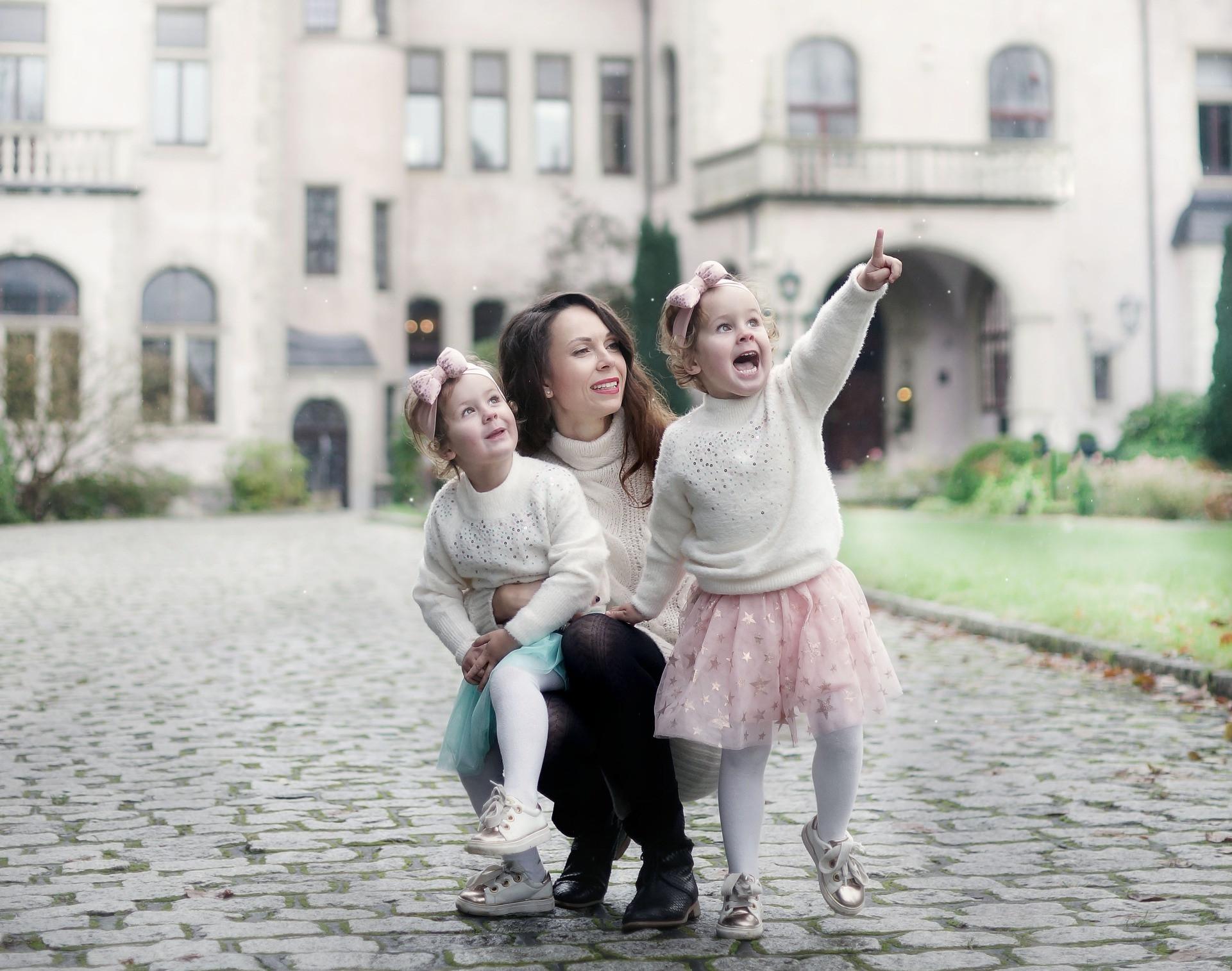 Fotoschooting im Schloss