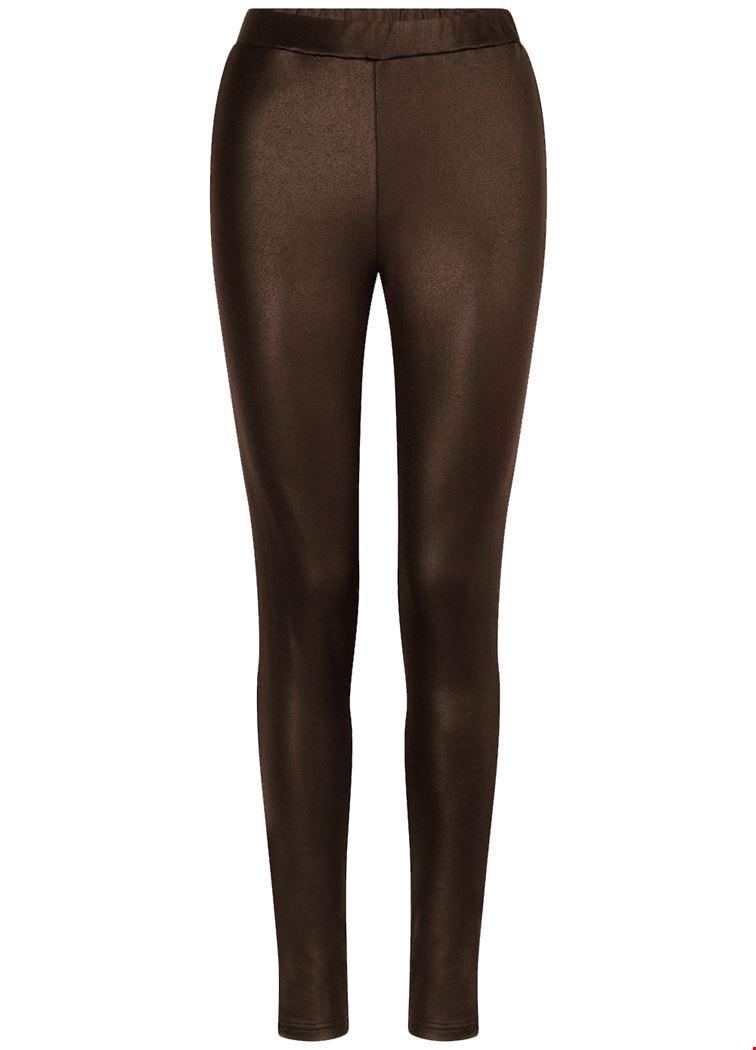 Tramontana FW20 leggings ruskea 1