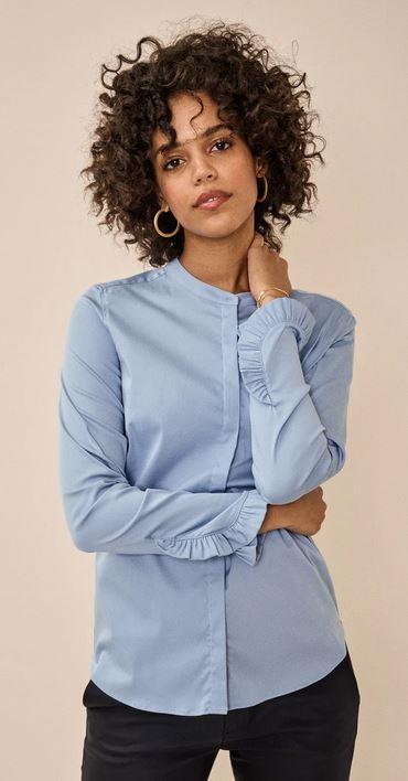 Mattie sininen paita