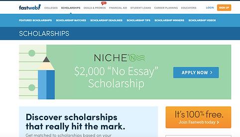 nursing scholarship essay titles