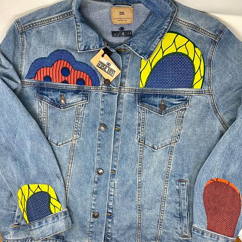 Yellow Wave Jacket