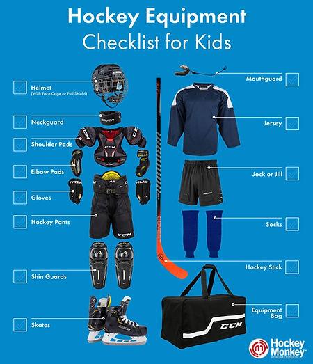 Hockey Gear Guide