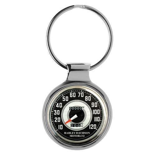 Geschenk für Harley Davidson Fans Cockpit Schlüsselanhänger 10018