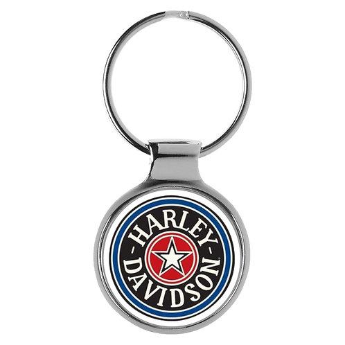 Geschenk für Harley Fans Schlüsselanhänger 9120