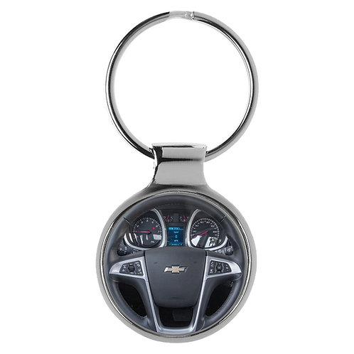 Geschenk für Chevrolet Equinox Fans Cockpit Schlüsselanhänger 20627