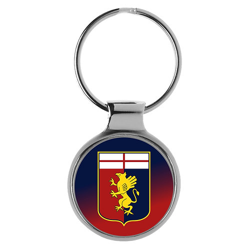 Genoa C.F.C. - Schlüsselanhänger 9516
