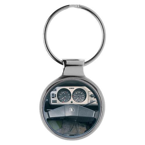 Geschenk für VW Golf 1 Fans Cockpit Schlüsselanhänger 10107