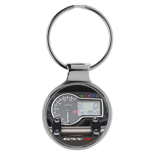 Geschenk für Suzuki GSX-S Fans Cockpit Schlüsselanhänger 20842