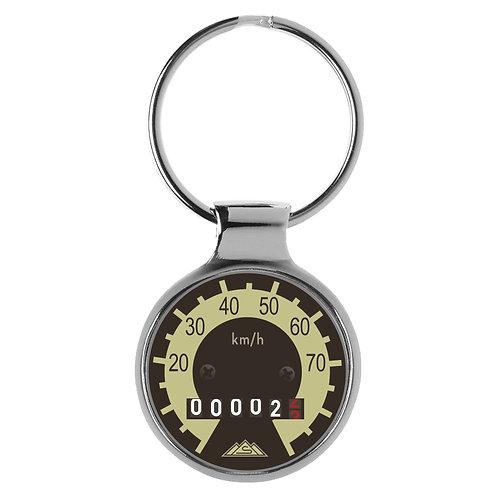 Geschenk für Simson Fans Cockpit Schlüsselanhänger 20758