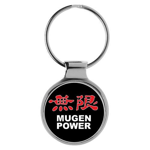 Mugen JDM VTEC Logo Keychain Fan Schlüsselanhänger A-9722