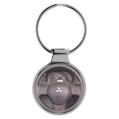 Geschenk für Mitsubishi Space Star Fans Schlüsselanhänger 20994