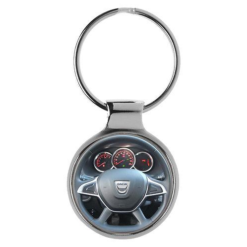 Geschenk für Dacia Logan Fans Schlüsselanhänger 21012