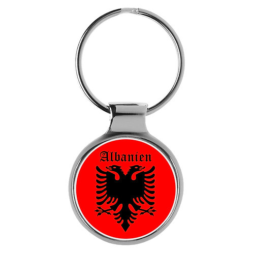 Albanien Albania Schlüsselanhänger 9591