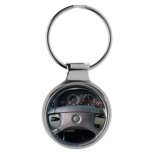 Geschenk für BMW M5 Fans Cockpit Schlüsselanhänger 20750