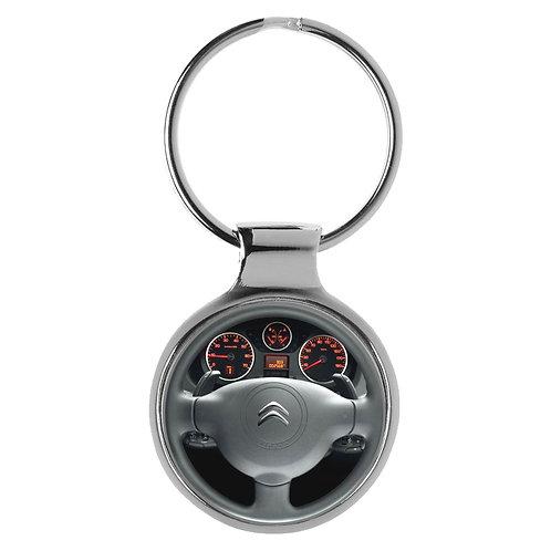 Geschenk für Citroen Berlingo Fans Schlüsselanhänger 21006