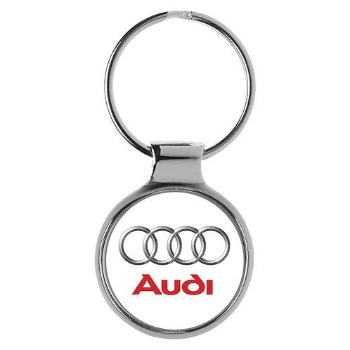 Für Audi Fan Schlüsselanhänger Keychain A-9744