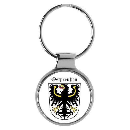 Ostpreussen Wappen Heimat Schlüsselanhänger 9569