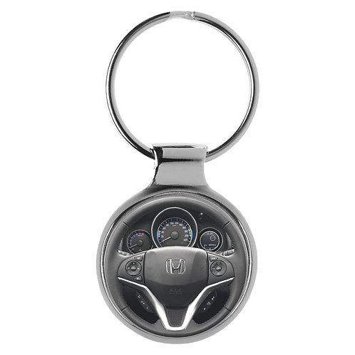 Geschenk für Honda Jazz Fans Schlüsselanhänger 20973