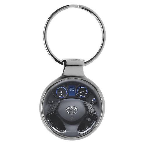 Geschenk für Toyota C-HR Fans Schlüsselanhänger 20951