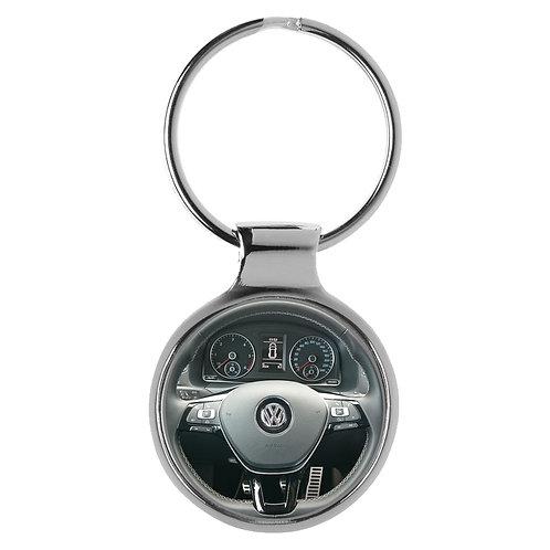 Geschenk für VW Caddy Fans Schlüsselanhänger 20957