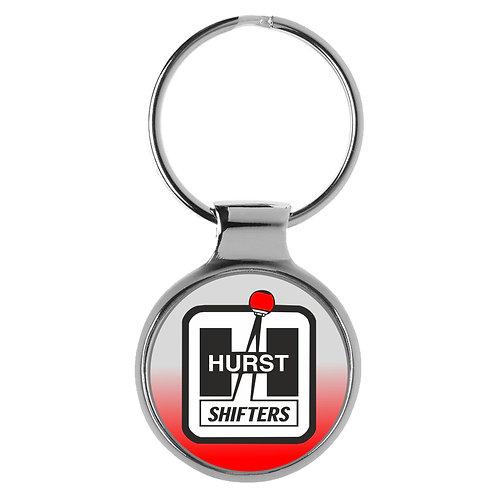 Hurst Shifters Car Auto Racing Fans Keychain Schlüsselanhänger A-9749