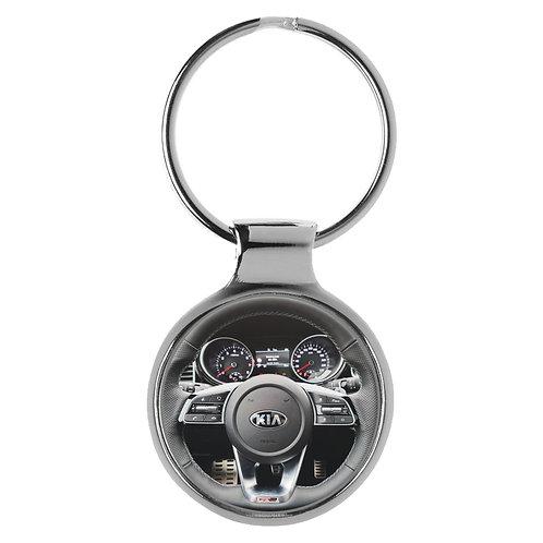 Geschenk für Kia Proceed GT Line Fans Cockpit Schlüsselanhänger 20948