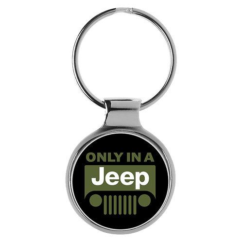Für Jeep Fans Schlüsselanhänger 9036
