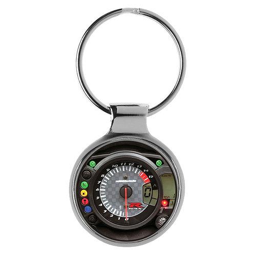 Geschenk für Suzuki GSX-R Fans Cockpit Schlüsselanhänger 20495
