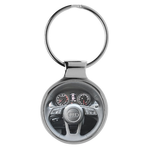 Geschenk für Audi Q2 Sport Fans Schlüsselanhänger 20978