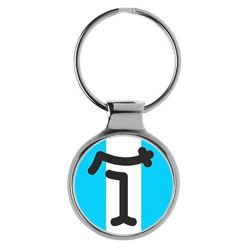De Tomaso Pantera Oldtimer Youngtimer Keychain Schlüsselanhänger A-9776