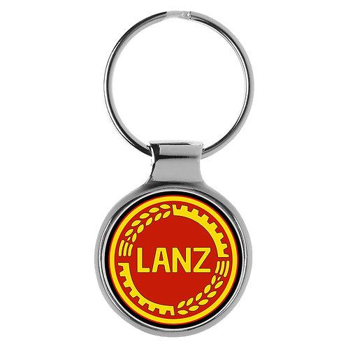 Lanz Bulldog Keyring Schlüsselanhänger 9632