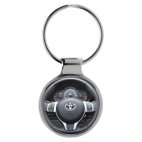 Geschenk für Toyota Yaris Fans Schlüsselanhänger 21013