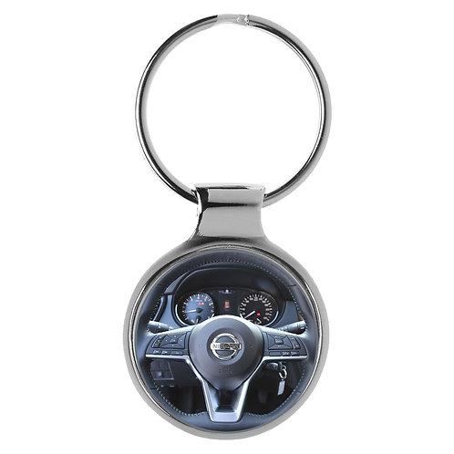 Geschenk für Nissan X-Trail Fans Cockpit Schlüsselanhänger 20732