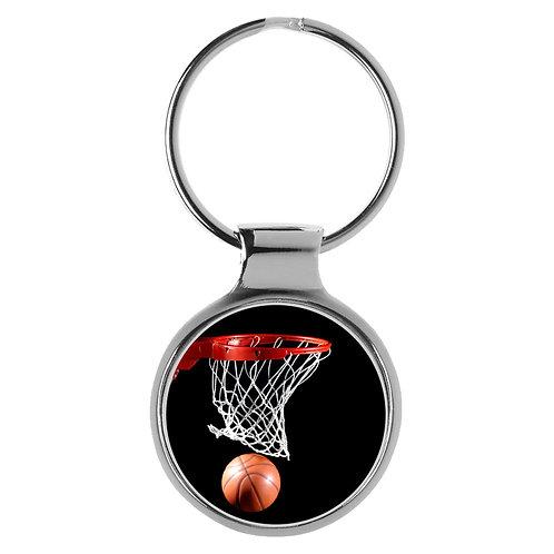 Basketballkorb Basketball Geschenk Schlüsselanhänger 9609
